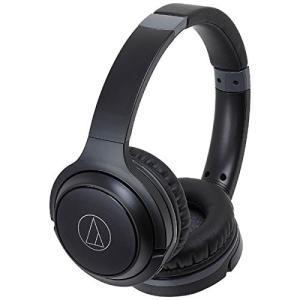 オーディオテクニカ Bluetooth対応ワイヤレスヘッドホン(ブラック)audio-technic...