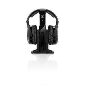 ゼンハイザー デジタルワイヤレスヘッドホン 密閉型 RS 165国内正規品|shop-frontier