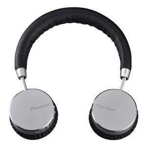 パイオニア Pioneer SE-MJ561BT Bluetoothヘッドホン 密閉型/オンイヤー/折りたたみ式 シルバー SE-MJ561|shop-frontier