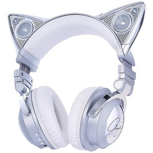 Limited Edition アリアナグランデ ワイヤレス Bluetooth 猫耳 ヘッドフォン|shop-frontier