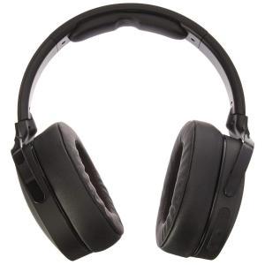 スカルキャンディ Bluetooth ワイヤレスダイナミック密閉型ヘッドホン(ブラック)Skullc...