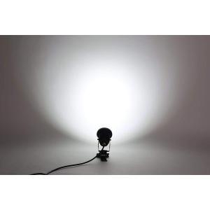FSLiving 看板用 黒板用照明 防雨型/屋外対応 LEDクリップライト ピッコロライト コード長3mクリップライト 防雨型クリップライ|shop-frontier