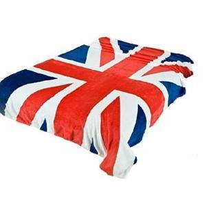 ブランケット 国旗 毛布 150×200 (イギリス 国旗)|shop-frontier