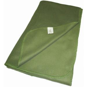 MIL-TEC ブランケット 掛け毛布 フリース 200X150cm OLIVE DRAB|shop-frontier