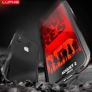 Nelson- JP LUPHIE iPhone Xs Max 6.5インチ 専用アルミニウム製保護...