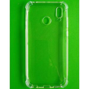 TIYA Huawei Honor Playケース クリア ファーウェイ スマホ 透明 TPU 携帯ケース 薄型 ソフト 背面 クリスタル shop-frontier