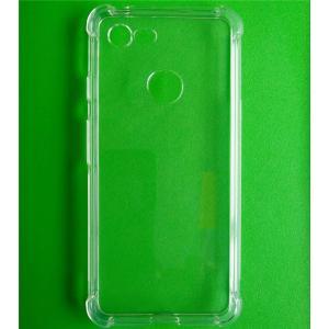 TIYA Google Pixel 3 XL ケース クリア Pixel3XL スマホ 透明 TPU 携帯ケース 薄型 ソフト 背面 クリス shop-frontier