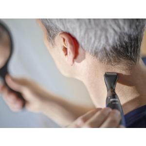 フィリップス 鼻毛カッター (眉毛・耳毛) ヒゲスタイラー付 本体丸洗い可 NT5172/16 shop-frontier