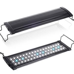 MEOW MARKET アクアリウムライト フラット LEDランプ LED900 14w 90cm-120cm (超白光900 14w)|shop-frontier
