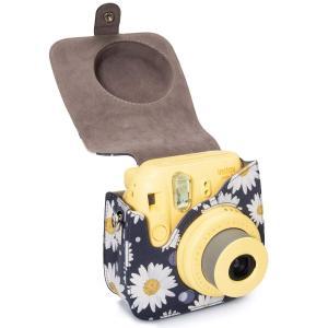 Fujifilm チェキinstax mini 8 プラス ケース― Woodmin FUJIFIL...