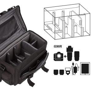 HAKUBA カメラバッグ ルフトデザイン リッジ 02 ショルダーバッグ L 16.7L 望遠レン...