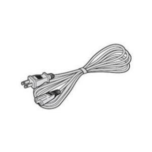 SHARP/シャープ 液晶テレビ用 電源コード(約2m) 0105000140 (0105000140)|shop-frontier