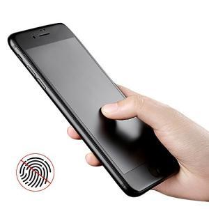 Benks iPhone 7/8 指紋防止 液晶保護フィルム 強化ガラス フィルム 硬度9H アンチ...