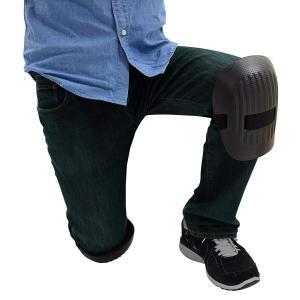 高儀 GISUKE 膝パッド 2個組BLACK shop-frontier
