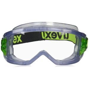 UVEX 安全ゴーグル(通気孔付・ワイドビュータイプ) X9301
