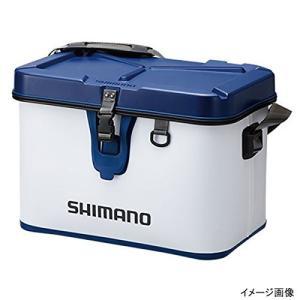 シマノ(SHIMANO) タックルボートバッグ(ハードタイプ) ホワイト 27L BK-001Q 釣り バッグ|shop-frontier