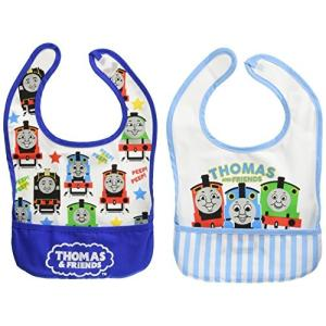 Thomas(トーマス) お食事エプロン 2枚組 341160251|shop-frontier
