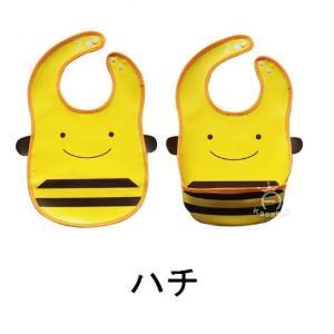 Free Duck スタイ エプロン 3枚 セット 防水 アニマル柄 ビブ 食事 Dセット|shop-frontier