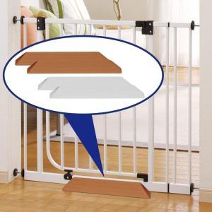日本育児 ワンタッチスロープ ブラウン 5010093001 ゲートの厚み17.5~32.5mm対象 5010094001 6ヶ月~24ヶ月|shop-frontier