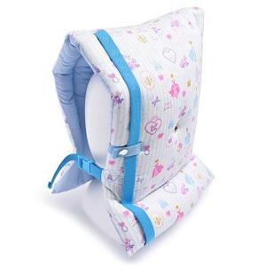 防災頭巾 子供用 プリンセスドレスで彩るパウダールーム(ストライプ) N4433300