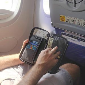 Naturehike公式ショップ パスポートケース パスポートカバー カードケース 通帳ケース マル...