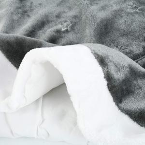 Happyyoo クリスマスツリースカート 足元布 クリスマス飾り 円形 サンタクロース ツリースカート ホワイト ツリー下用 可愛い 豪華|shop-frontier