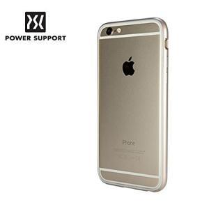 パワーサポート バンパーセット iPhone 6 Plus用 Arc ゴールド PYK-42 shop-frontier
