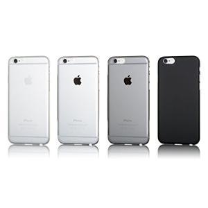 パワーサポート iPhone6用エアージャケットセット(クリアマット)Air Jacket set for iPhone6 PYC-70 shop-frontier