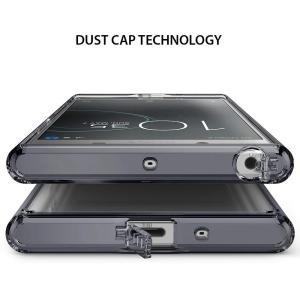 Sony Xperia XZ Premium ケース Ringke Fusion クリア 透明 落下...
