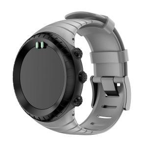 SUUNTO core ベルト,JUNBOER SUUNTO(スント) Coreコア専用 ソフト 高級 TPU製腕時計ストラップ/バンド 交 shop-frontier
