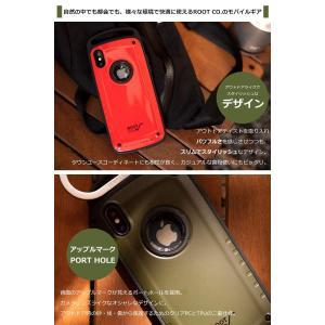 ROOT CO.iPhone XS Max 耐衝撃 iPhone ケース Gravity Shock Resist Case Pro. (イ|shop-frontier