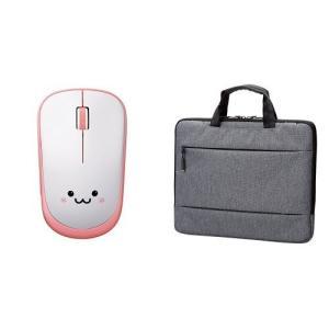 エレコム ワイヤレスマウス 約2.5年電池交換不要 省電力 3ボタン ピンク M-FIR08DRPN...