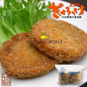 太田のぎょろっけ 生冷凍 60g×10個入 大分県 太田商店 お魚コロッケ|shop-furusato