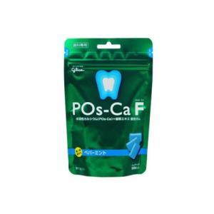 口内環境を整えるガム! 歯科専用 ポスカ・エフ(POs-Ca F)パウチタイプ 100g/ペパーミン...