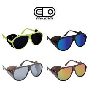 fa2450c6475 エアブラスター サングラス AIRBLASTER Polarized Glacier Glasses 偏光サングラス