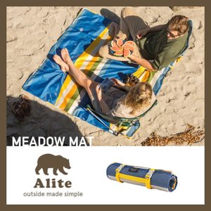 【5%還元】エーライト ALITE Meadow Mat RT ミドーマット YN21318 レジャーシート アウトドア キャンプ フェス ピクニック|shop-hood