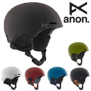 アノン ヘルメット プロテクター ANON RAIDER HELMET レイダー スノーボード スノボ スキー スノーボードヘルメット 黒 白 緑 青 赤 茶 [1101]