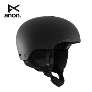 アノン スノー ヘルメット ANON RAIDER 3 MIPS HELMET BLK スキー スノーボード  [201020]|shop-hood