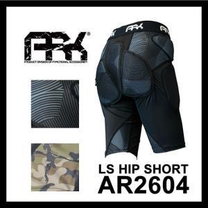 【5%還元】スノボ プロテクター ユニセックス ARK AR2604 LS HIP SHORT スノーボード スキー ヒップパッド|shop-hood