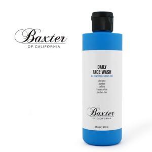 バクスター メンズ デイリーフェイスウォッシュ 洗顔料 BAXTER OF CALIFORNIA DAILY FACE WASH 洗顔フォーム 洗顔  MADE IN USA|shop-hood