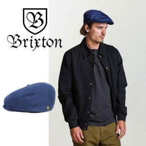 【5%還元】ブリクストン ハンチング ワーク キャップ BRIXTON BROOD SNAP CAP MTNAV|shop-hood