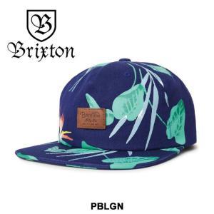 【5%還元】ブリクストン キャップ メンズ GRADE II UC SNAPBACK PATRIOT-BLUE-GREEN BRIXTON 帽子 [0601]|shop-hood