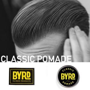 BYRD バード CLASSIC POMADE 42g クラシックポマード ポマード 水性 軽く柔らかなつけ心地 整髪料 ワックス カリフォルニア shop-hood