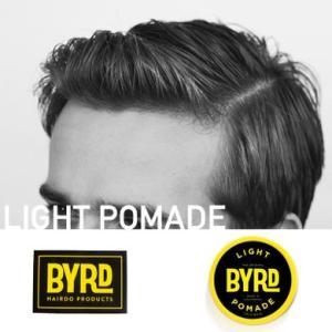 BYRD バード  LIGHT POMADE 42g  軽いつけ心地のウォーターベースポマード。もと...