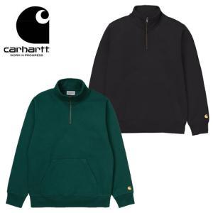 【5%還元】カーハート パーカー トレーナー carhartt WIP CHASE NECK ZIP...