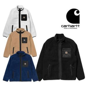 カーハート フリースジャケット アウター Carhartt WIP [ I025120-19F ] PRENTIS LINER スタンドカラー ワークインプログレス [1210] shop-hood
