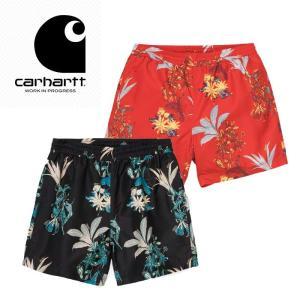 カーハートWIP ボードショーツ ショートパンツ メンズ Carhartt DRIFT SWIM TRUNK I015812-20S1 短パン ワークインプログレス [0525]|shop-hood