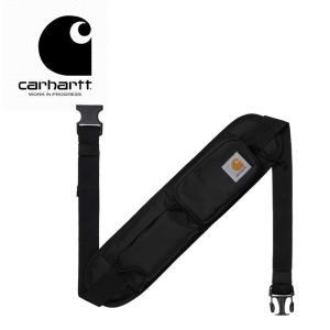 カーハート ベルトバッグ カバン Carhartt WIP DELTA BELT BAG I027536 BLK デルタ コーデュラナイロン ヒップバッグ [0425] shop-hood