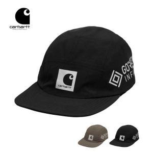 カーハート WIP ゴアテックス キャップ 帽子 メンズ Carhartt WIP I028902 GORE TEX REFLECT CAP アウトドア メンズ ワークインプログレス [210405]|shop-hood