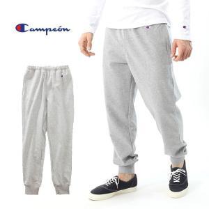【5%還元】チャンピオン スウェットパンツ Champion [ C3LS253 ] SWEAT LONG PANT(070 )オックスフォードグレー [1003]|shop-hood